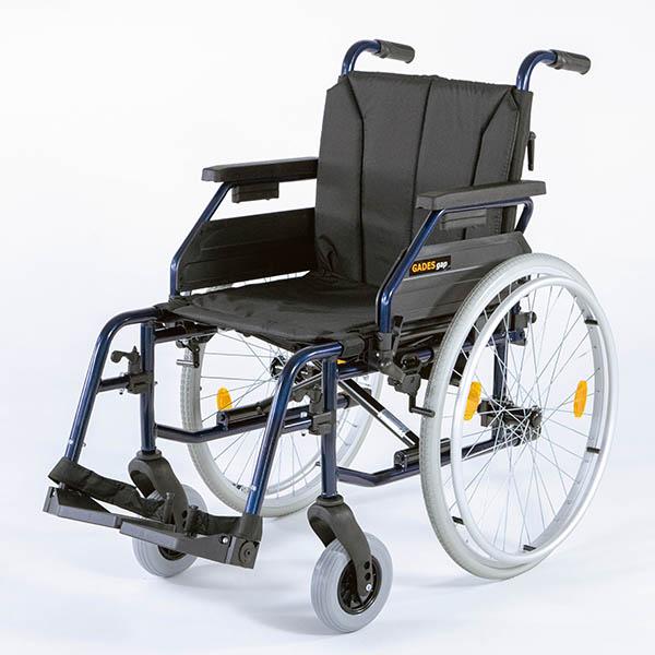 Cadira d'alumini Gades gap 01